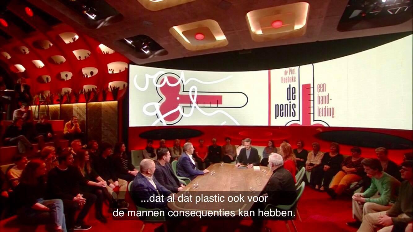 De Penis, door Prof. Piet Hoebeke